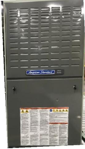 american standard furnace owners manual