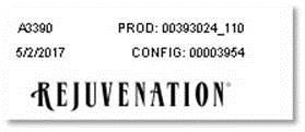 Production Label