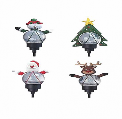 Moonrays Brand Products Winter Framed Snowglobe Lights