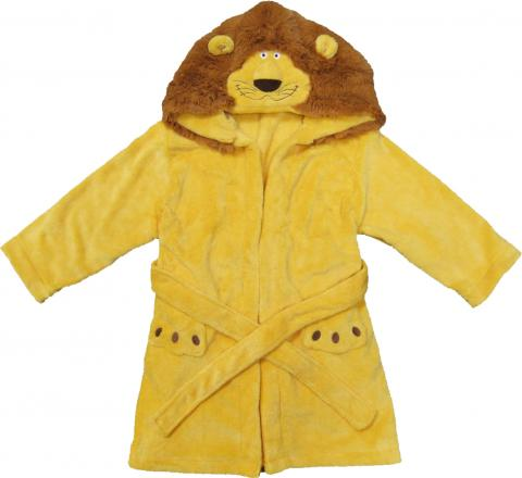 Kreative Kids lion children's robe
