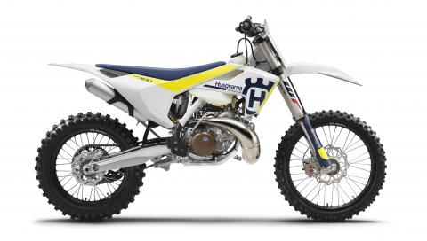 Model year 2017 Husqvarna FC 350