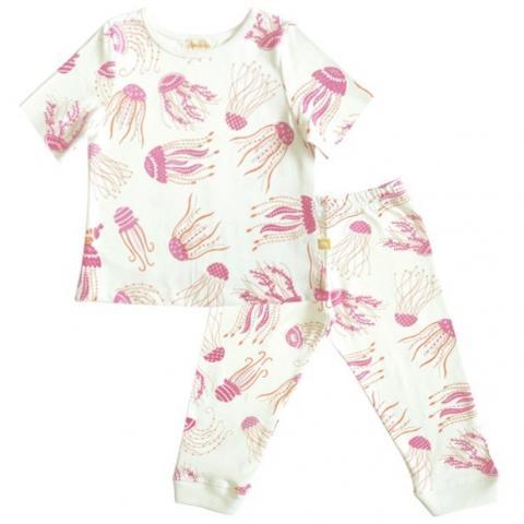 Jellyfish children's pajamas