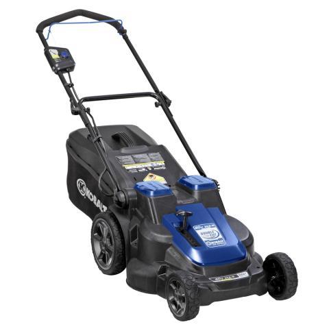 Kobalt 40-Volt max dual blade lawn mower