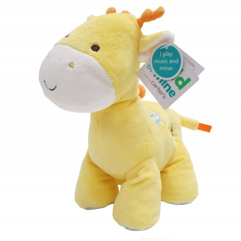 Child of Mine Waggy Musical Giraffe #62282