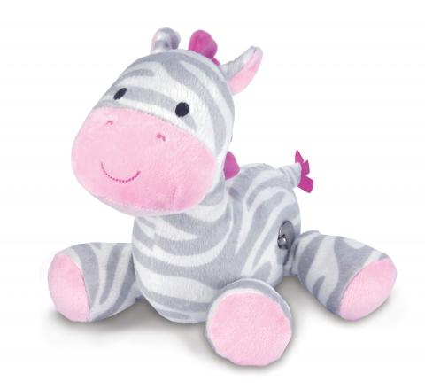 Carter's Zebra Waggy Musical # 61405