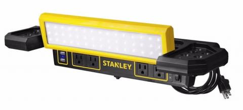 Baccus Recalls Stanley Workbench Led Light And Power Stations Due To