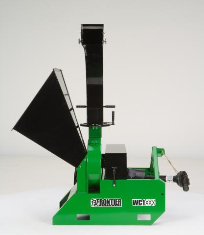 Recalled Frontier wood chipper