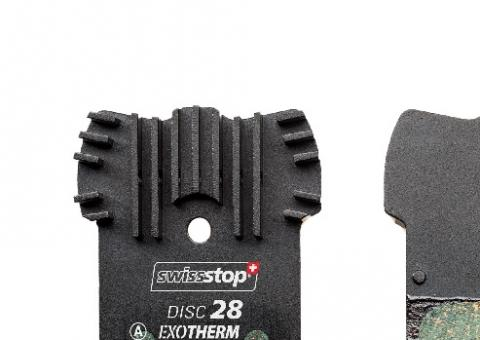 SwissStop EXOTherm disc brake pads