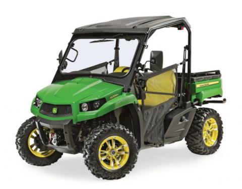 Recalled John Deere XUV590 Gator utility vehicles