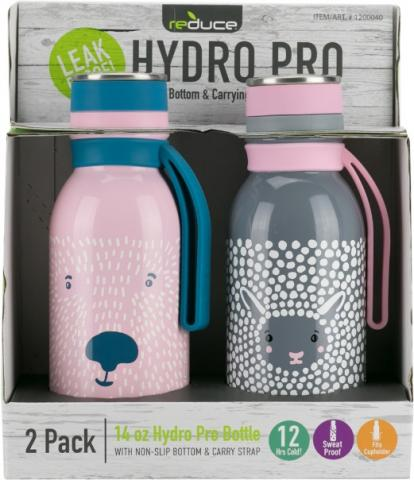 Base Brands Recalls Water Bottles Due To Violation Of Lead Paint Standard  (Recall Alert)