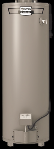 Ultra-Low NOx Water Heater