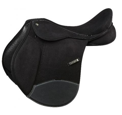 Collegiate Bicton All Purpose Saddle in Black
