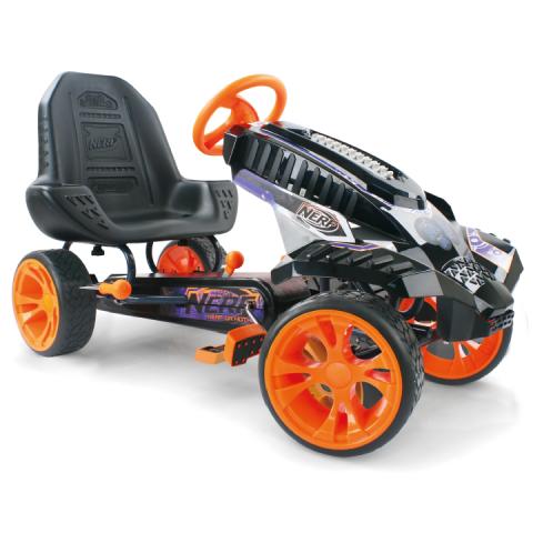 Hauck Nerf® Battle Racer go-karts