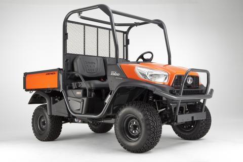 Kubota Recalls RTV-X Series Utility Vehicles