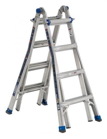Werner Recalls Aluminum Ladders Due to Fall Hazard | CPSC.gov