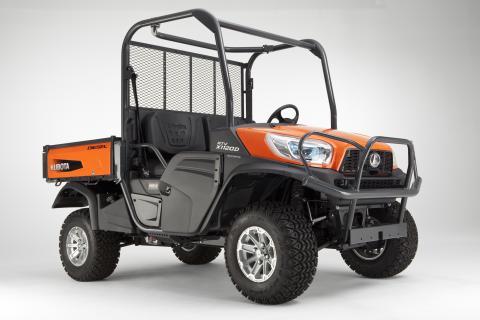 Kubota RTV-X1120D utility vehicle