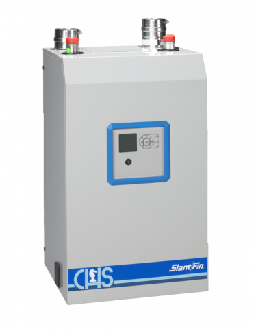 Recalled Slant/Fin CHS gas boiler