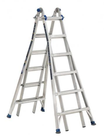 Werner Recalls Aluminum Ladders Due to Fall Hazard   CPSC.gov