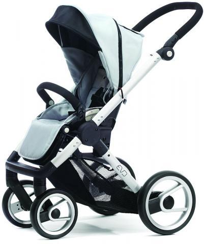 EVO stroller (white)