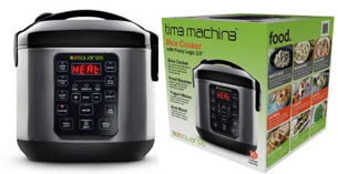 TIM3 MACHIN3 20-cup cooker, model 3RC-3020S
