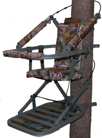 Summit Explorer SD Closed Front Climbing Treestands