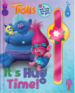 DreamWorks Trolls: It's Hug Time! Children's Storybook