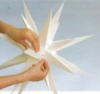 Hercules Recalls Moravian Star Lights Due to Fire and Electrical Shock Hazards