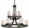 吸顶灯的顶环会弯曲和断裂,使得吸顶灯掉落,对消费者构成冲击和割伤危害。