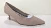 鞋内的鞋垫含六价铬,构成皮肤过敏风险。