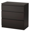 IKEA Recalls KULLEN 3-Drawer Chests Due to Tip-Over and Entrapment Hazards; Consumers Urged to Anchor Chests or Return for Refund