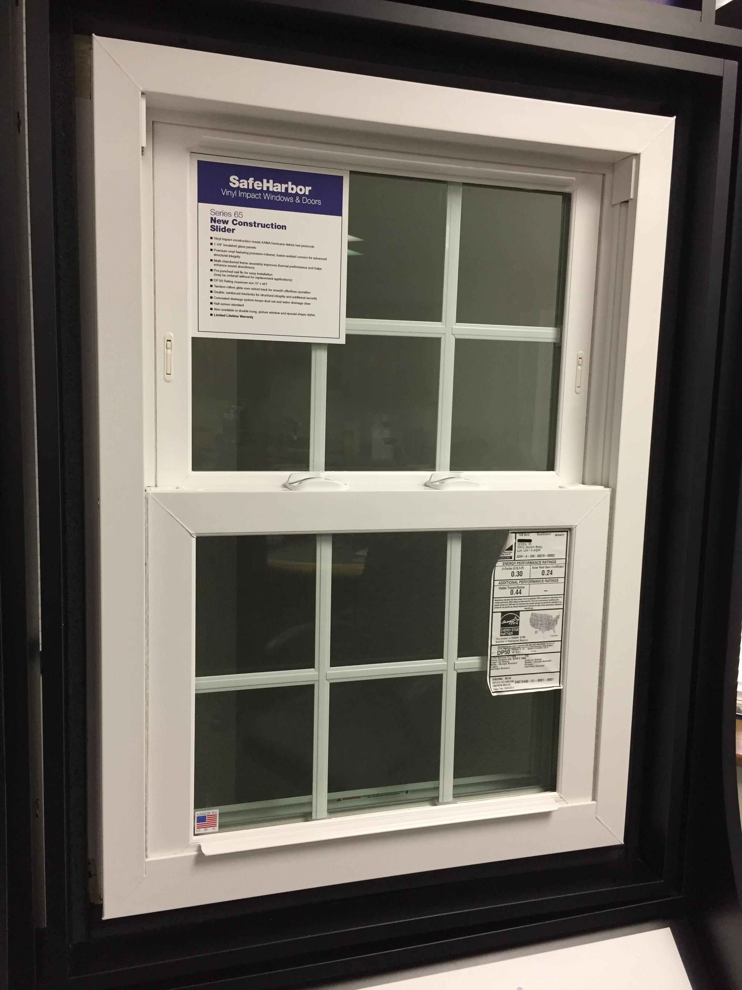 Atrium Recalls Safeharbor Windows Due To Impact Injury