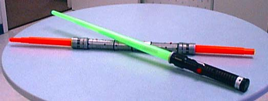CPSC, Hasbro Announce Recall to Repair Star WarsTM LightsaberTM Toys