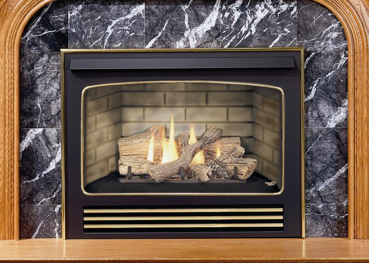 Picture of recalled CF3036-MV Fireplace