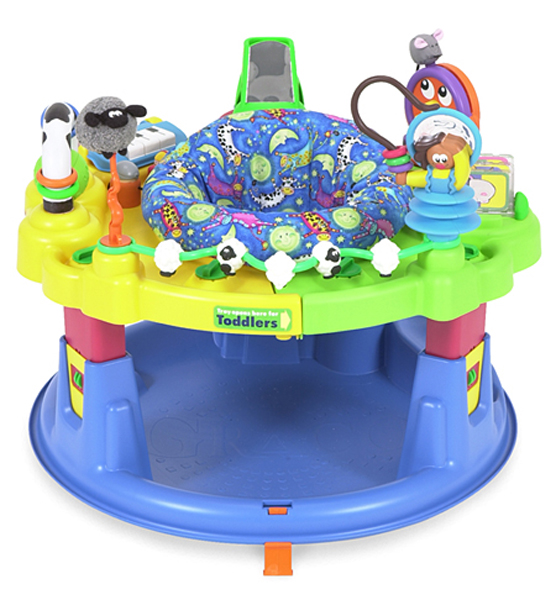 Picture of Recalled Toy Track on Activity Center