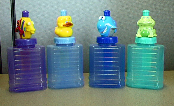Picture of Recalled Sipper Bottles