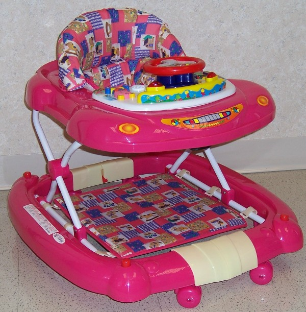 Picture of Recalled Baby Walker