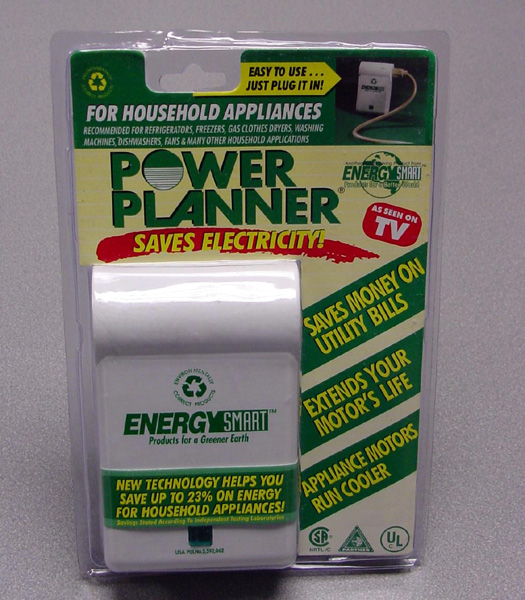 Picture of Recalled Power Saving Device