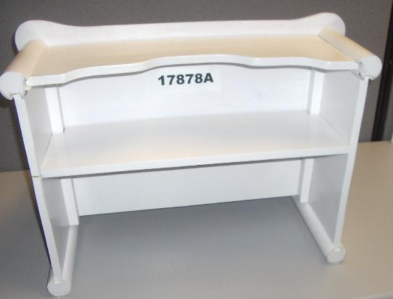 Picture of Recalled Bed Steps: Style #17878A, Bottom View