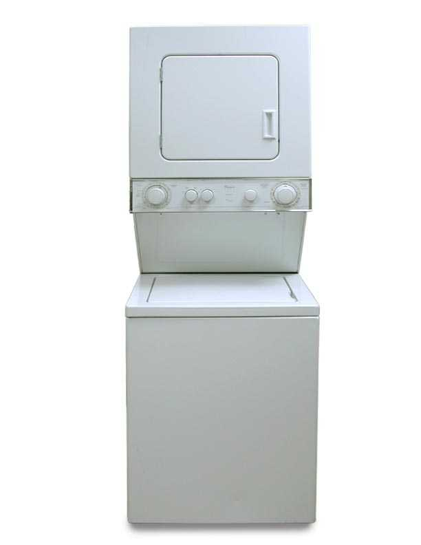 Picture of Recalled Washer and Gas Dryer Units