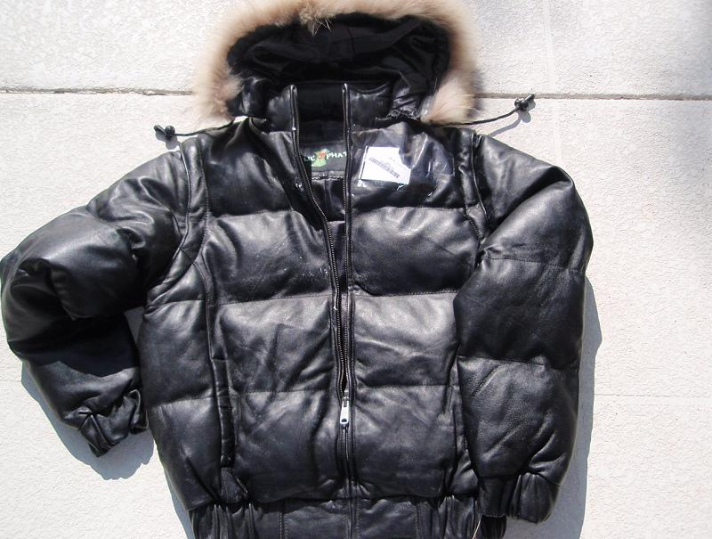 "Picture of recalled ""Lil' Phat"" jacket"