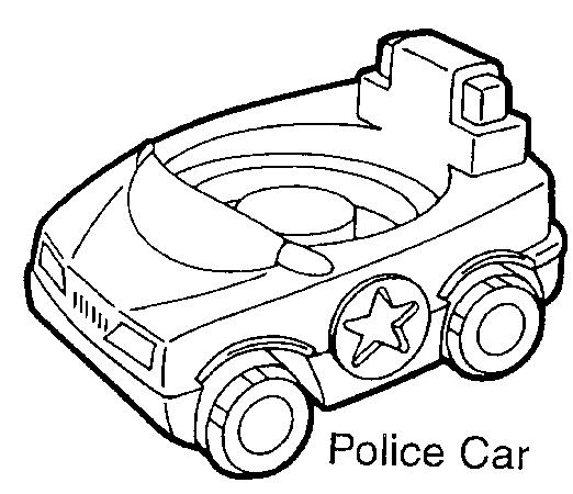 Cpsc Fisher Price Announce Recall Of Toy Police Cars