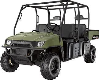 Picture of Recalled Side-by-Side Recreational Vehicles
