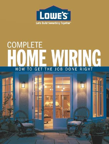 home improvement books recalled by oxmoor house due to faulty wiring rh cpsc gov House Wiring Circuits Diagram Old House Wiring