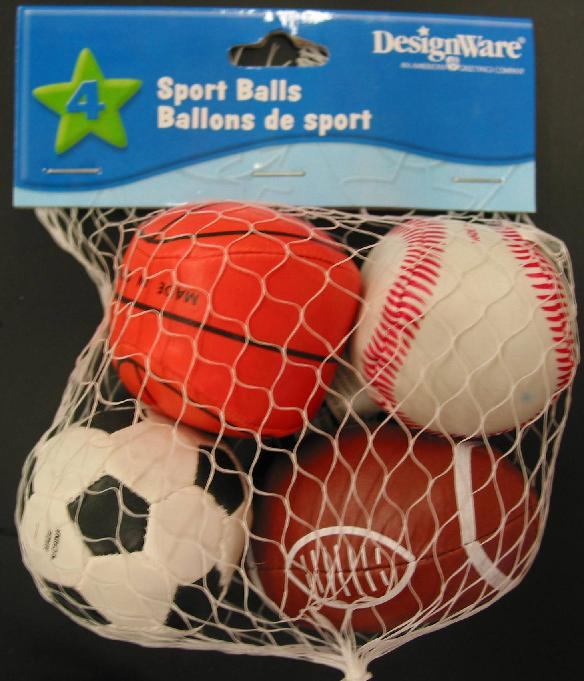 Picture of Recalled Sport Balls