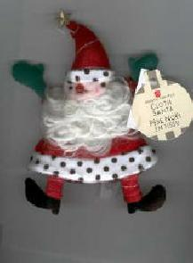 Picture of Recalled Cloth Santa