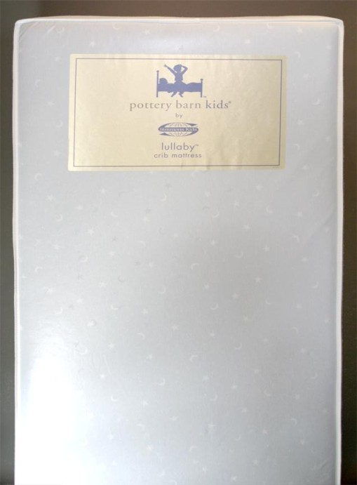 Picture of Recalled Crib Mattress