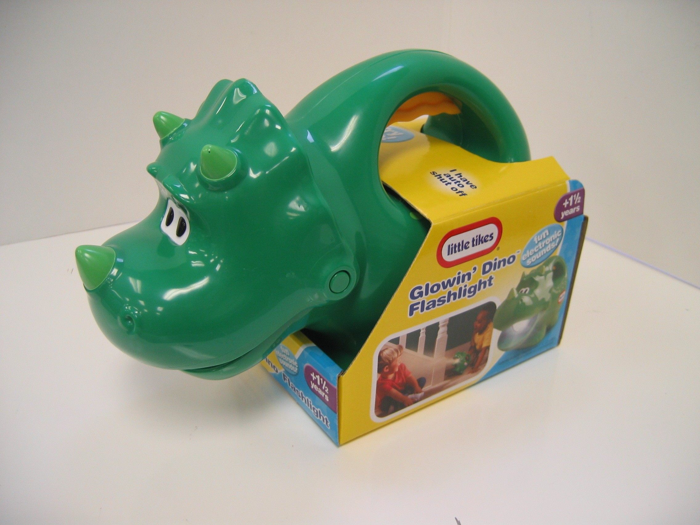 Picture of Recalled Glowin' Dino Flashlight
