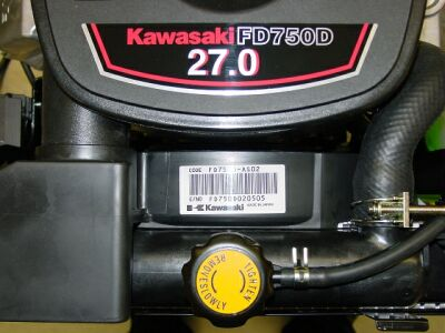picture of recalled engine