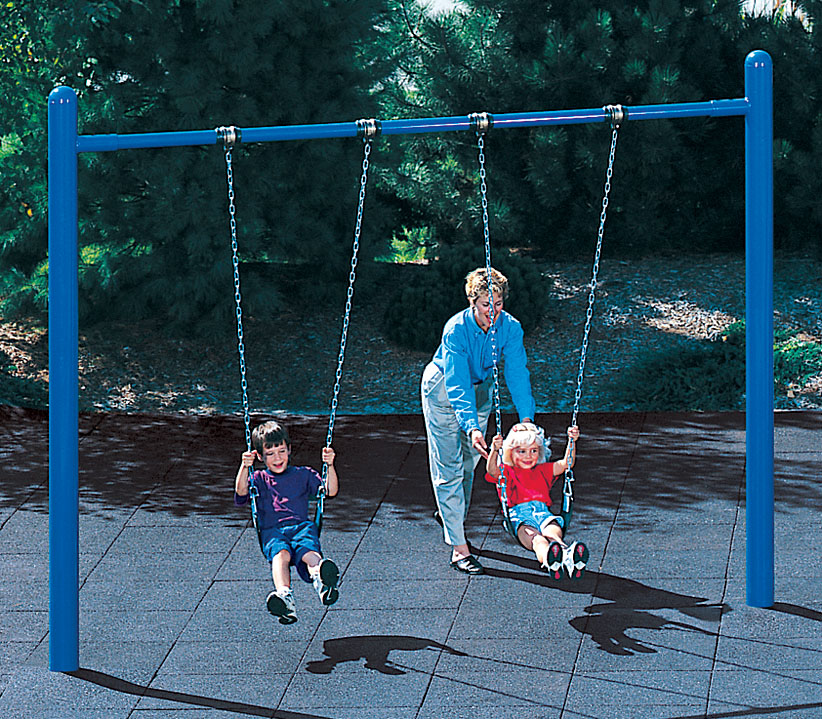 Picture of Recalled Max Play Swing Set