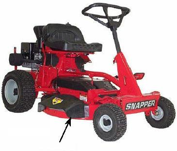0f8b9a0a9f9a4ba6b77b0c2bfc3e1eba cpsc, snapper, inc announce recall of riding lawn mowers cpsc gov Snapper Ignition Wiring Diagram at panicattacktreatment.co